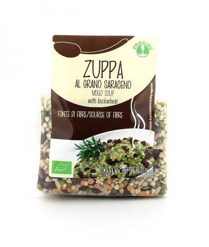 Zuppa al Grano Saraceno