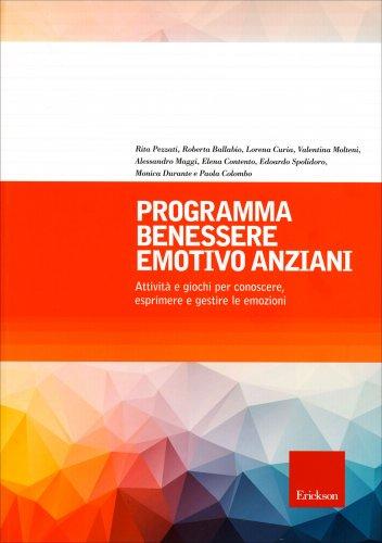 Programma Benessere Emotivo Anziani