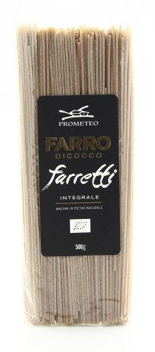 Farro Dicocco  - Spaghetti Integrali Bio