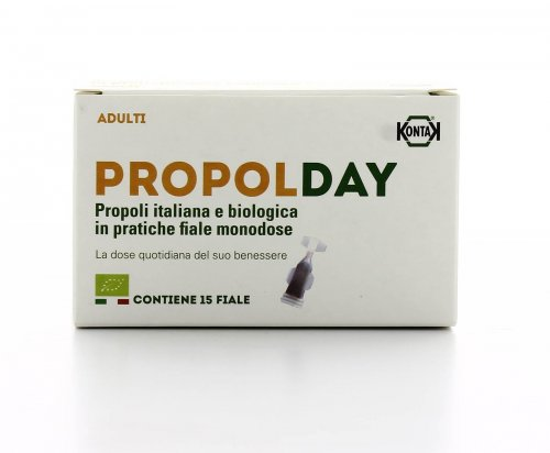 Propolday Adulti - Fiale