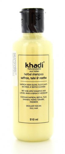 Protein Shampoo - Shampoo Proteine con Zafferano, Tulsi e Reetha