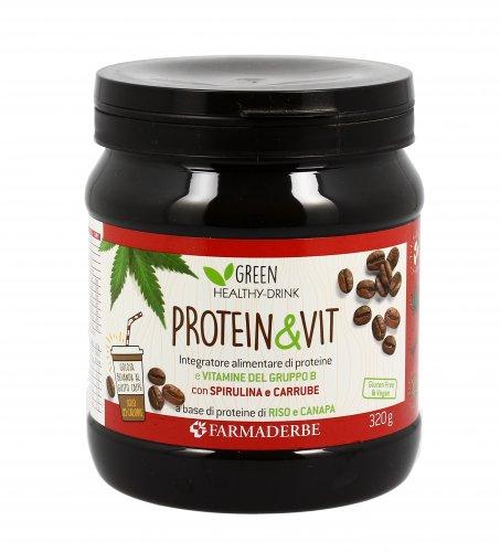 Protein & Vit gusto Caffè