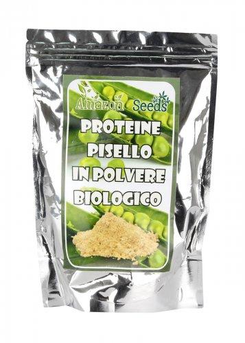 Proteine Pisello in Polvere Biologico