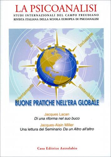 La Psicoanalisi n. 65 - Buone Pratiche nell'Era Globale