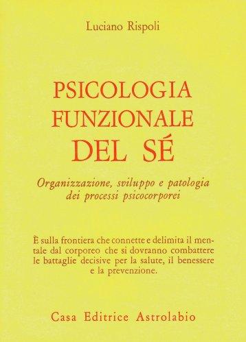 Psicologia Funzionale del Sé