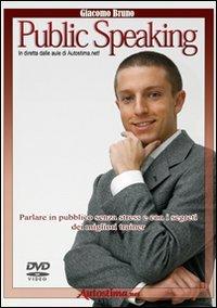 Public Speaking (Videocorso DVD)