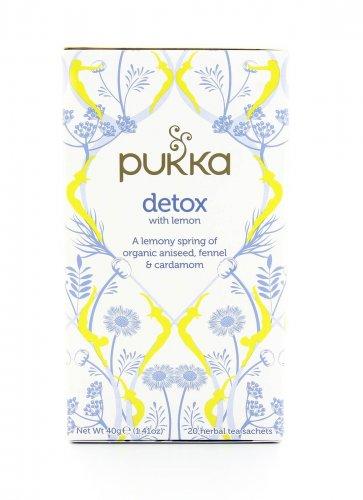 Tisana Pukka - Detox With Lemon