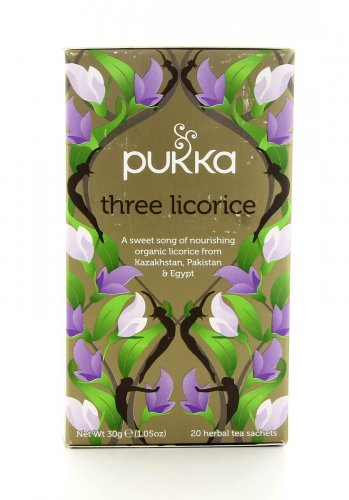 Tisana Pukka - Three Licorice