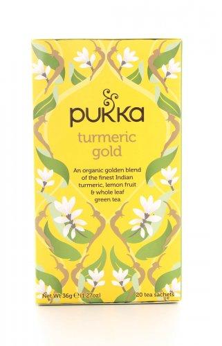 Turmeric Gold Tisana Pukka