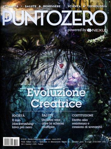 PuntoZero n.8 - Gennaio-Marzo 2018