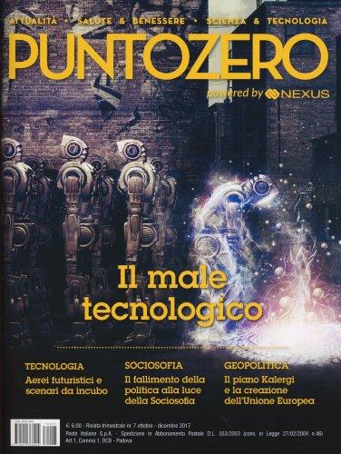 Puntozero n.7 Ottobre - Dicembre 2017