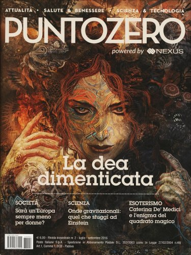 PuntoZero n.2 - Luglio-Settembre 2016