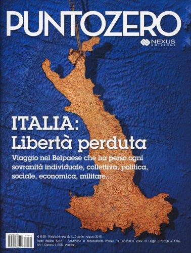 PuntoZero n.9 - Aprile-Giugno 2018