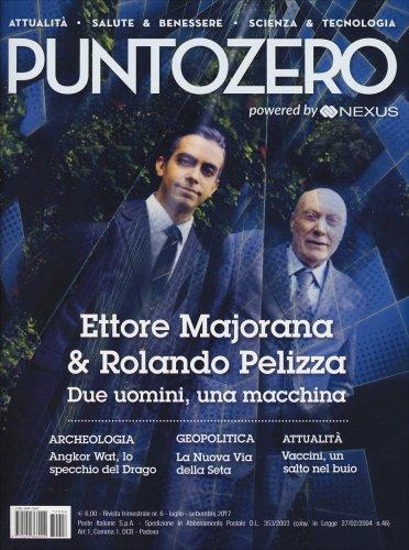 PuntoZero n.6 - Luglio-Settembre 2017