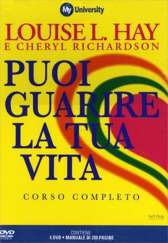 Puoi Guarire la Tua Vita - Corso Completo 4 DVD + Manuale