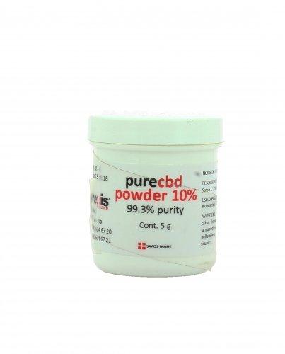 Derivato Cannabis sativa L. - PureCBD Powder 10%