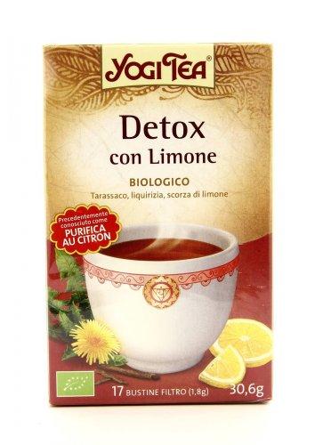 Yogi Tea - Purifica con Limone