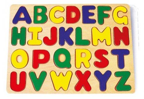Puzzle ad Incastro ABC