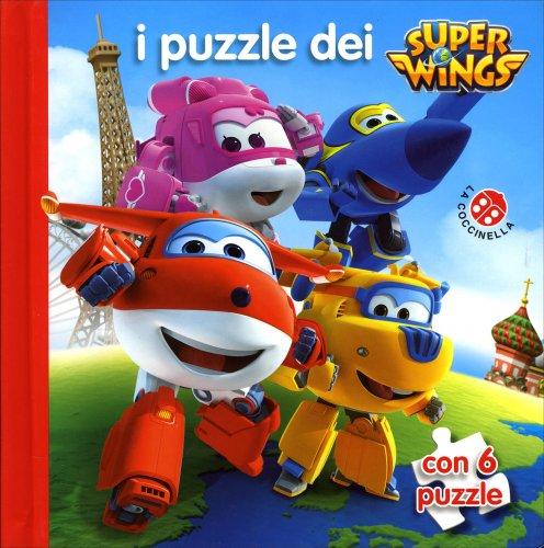 I Puzzle dei Super Wings