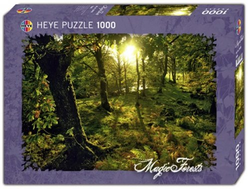 Puzzle Glade - Magic Forests - 1000 Pezzi