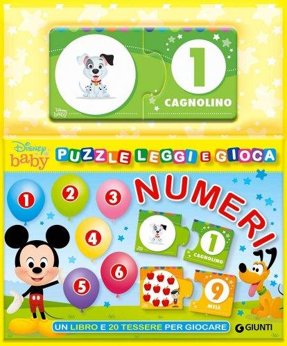 Puzzle Leggi e Gioca - Numeri