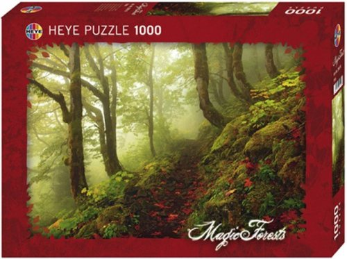 Puzzle Path - Magic Forests - 1000 Pezzi