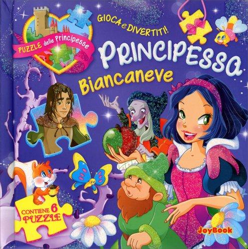 Puzzle Principessa Biancaneve