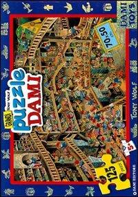 Puzzle - La Fabbrica dei Giocattoli