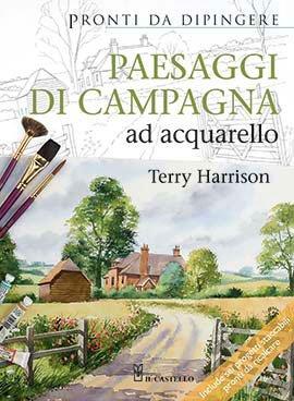 Dipingere Facile Alberi Ad Acquarello Libro Di Terry Harrison