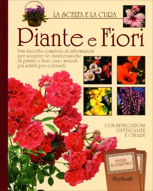 Piante e fiori keybook libro for Piante e fiori