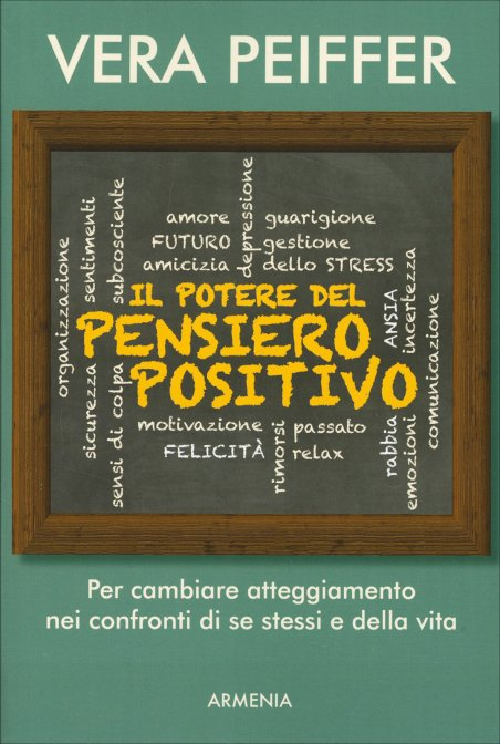spesso Il Potere del Pensiero Positivo - Vera Peiffer - Libro ZD59