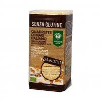QUADRETTE DI MAIS Senza glutine - Senza lievito di Senza glutine - Senza lievito