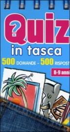 Quiz in Tasca (8-9 Anni)