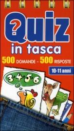 Quiz in Tasca (10-11 Anni)