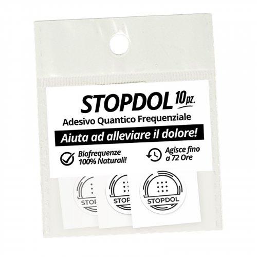 Stop Dol - Q.Sticker - 10 Pz.