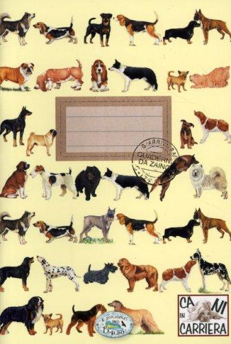 Quaderno da Zaino - Cani in Carriera