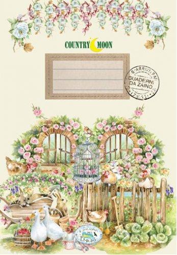 Quaderno da Zaino - Country Moon