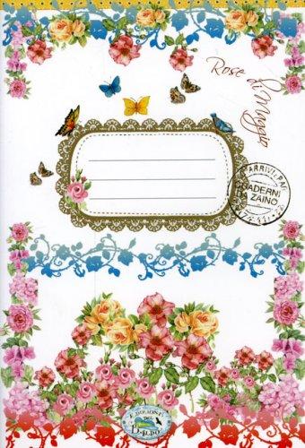 Quaderno da Zaino - Rose di Maggio