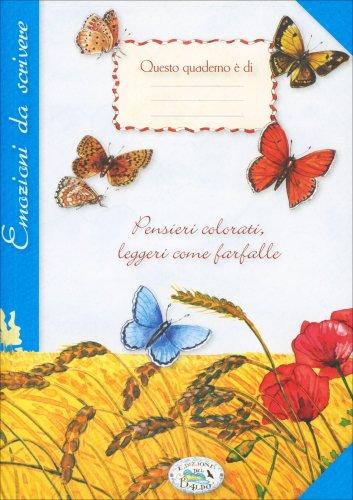 Quaderno Emozioni da Scrivere