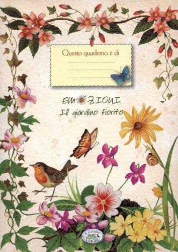 Quaderno il Giardino Fiorito
