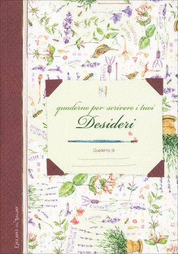 Quaderno Riservato per Scrivere i Tuoi Desideri