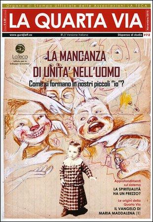 La Quarta Via n. 72 - Novembre 2010