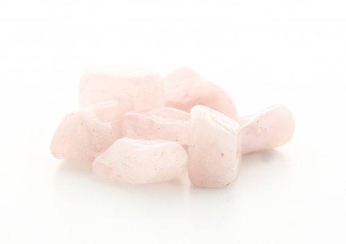 Mini Pietre Burattate - Quarzo Rosa