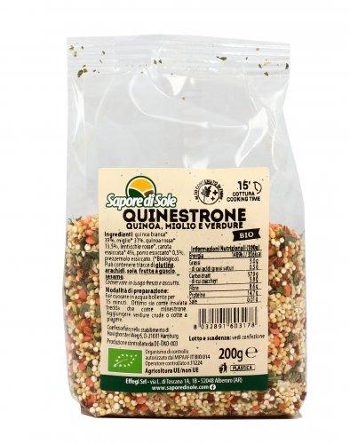 Quinestrone Bio