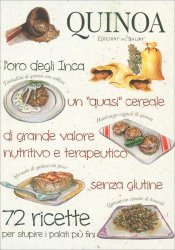 Quinoa - L'Oro degli Inca