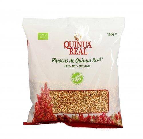 Quinoa Soffiata Bio
