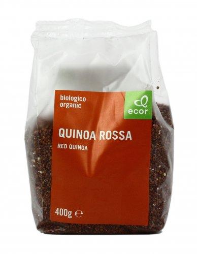 Quinoa Rossa Biologica
