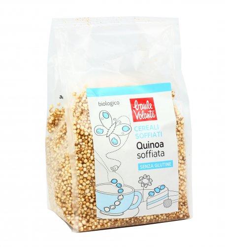 Quinoa Soffiata Bio - Senza Glutine