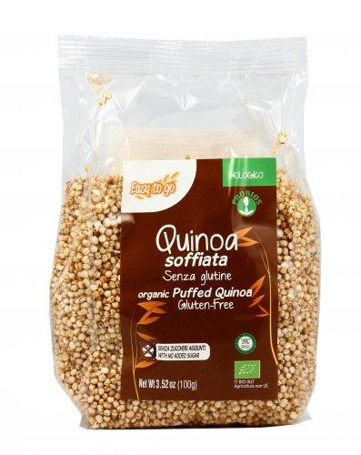Quinoa Soffiata - Senza Glutine
