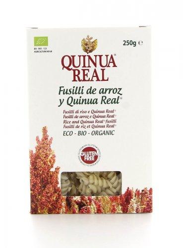 Fusilli di Riso e Quinoa Bio Quinua Real